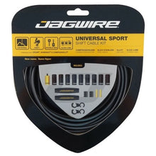 Load image into Gallery viewer, Jagwire Universal Sport Shift - Gear - Cable Set  - Ice Grey