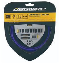 Load image into Gallery viewer, Jagwire Universal Sport Shift - Gear - Cable Set