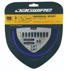 Jagwire Universal Sport Shift - Gear - Cable Set