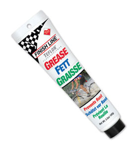 Finish Line Teflon Grease - Road Bike / MTB Tube 100g