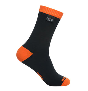 DexShell Thermlite Waterproof Socks - DS626 - Black / Red
