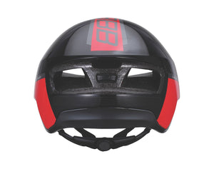 BBB Tithon Road Cycling Helmet - Glossy Black / Red