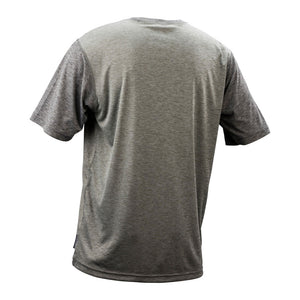 Race Face Trigger Short Sleeve Jersey - Square Eye - Charcoal