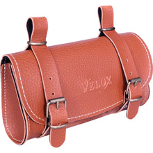 Load image into Gallery viewer, Velox Vintage Saddle Bag - Tan