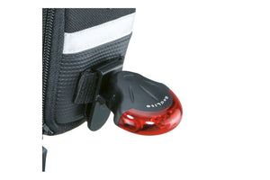 Topeak Aero Wedge Pack - Strap - Saddle Bag - Small