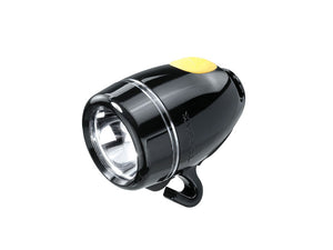 Topeak Whitelite II - Mini Front Bike Light - Black