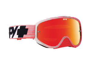 SPY Woot Race Goggle-Red Flash / Red Spectra