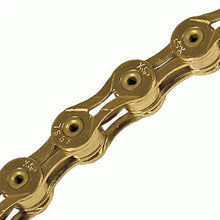Load image into Gallery viewer, KMC X9-SL Gold 9 speed MTB / Road Bike Chain X9SL