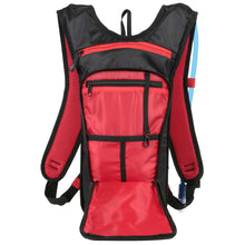 Load image into Gallery viewer, Zefal Z Hydro Hydration Pack  - Red / Black