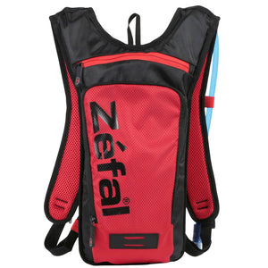 Zefal Z Hydro Hydration Pack  - Red / Black