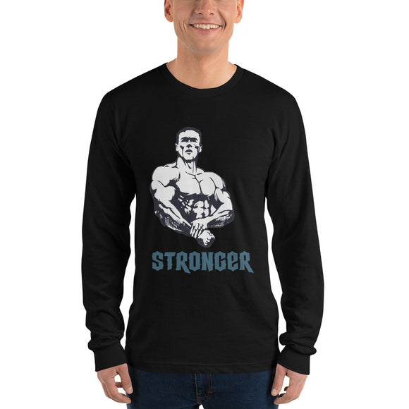 Long Sleeve T-shirt (Stronger)