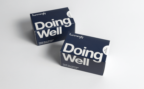 Doing Well - prompt cards