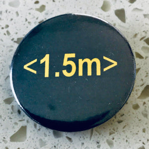 1 x Badge Button (37mm) from project: MMXX (series 1 to 3)