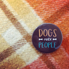"Load image into Gallery viewer, ""Pawsome"" Individual 55mm Button Badge"