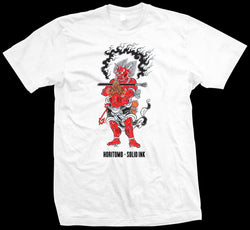 Horitomo new Oni T-Shirt color
