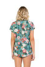 Camisa Havaiana Floral Blossom