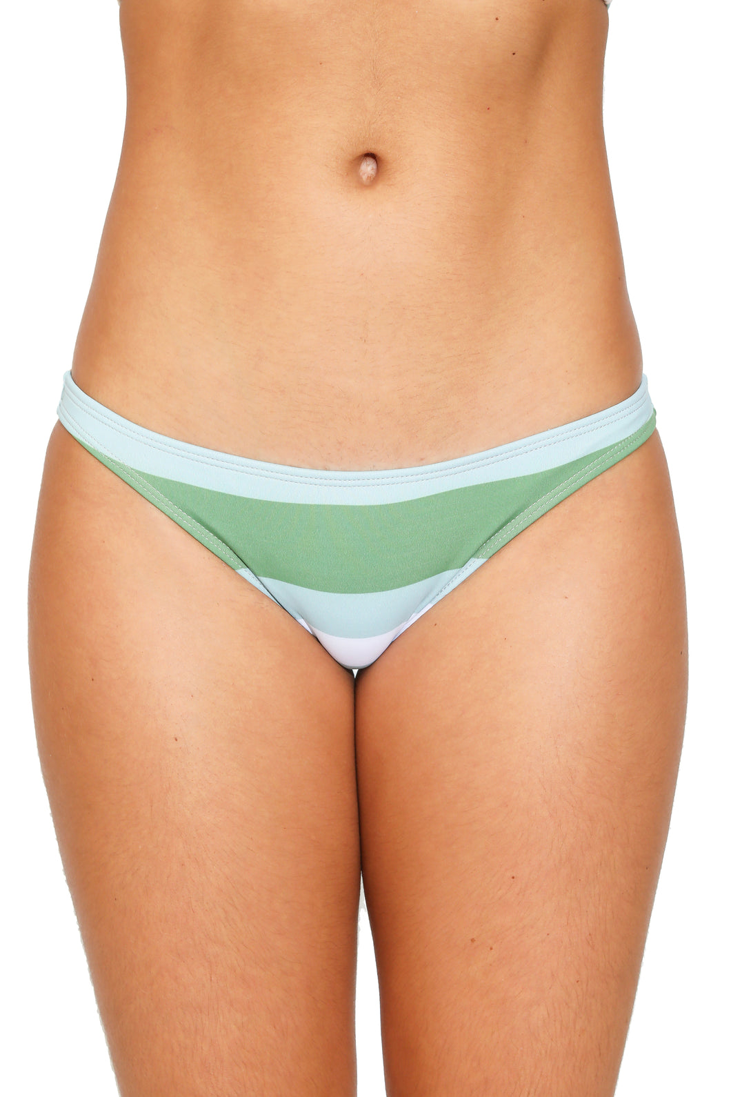 Calcinha Cheeky Stripes Sunset