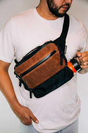 WHISKY - DADSFANNY - Diaper Bag Fanny Pack