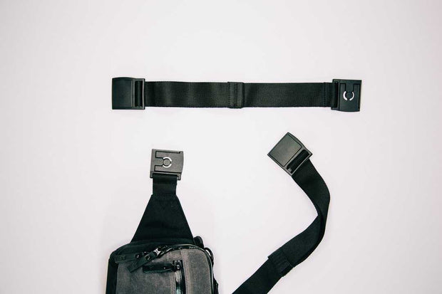 Adjustable Extension Strap - DADSFANNY - Diaper Bag Fanny Pack
