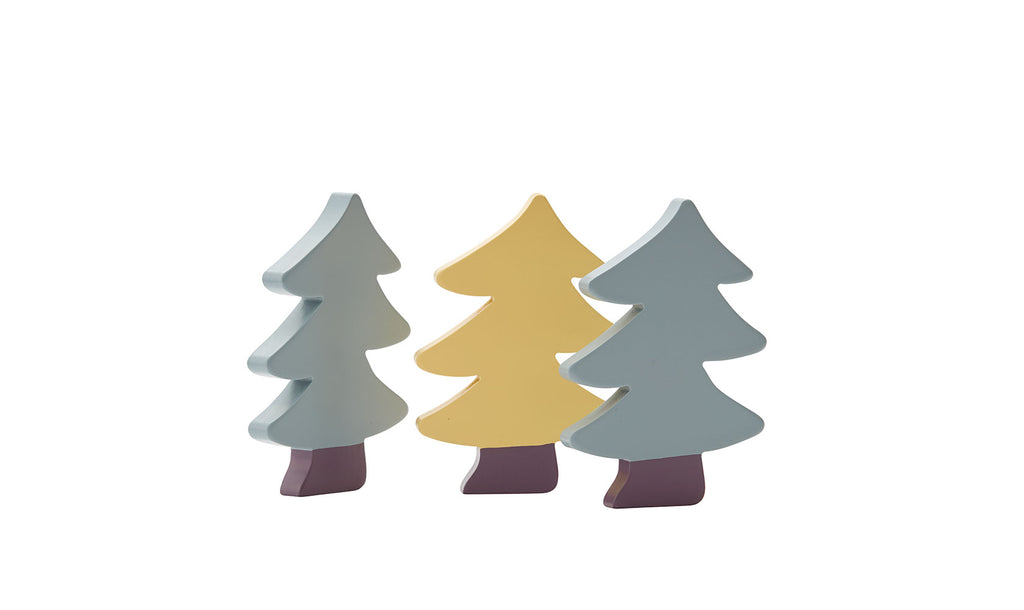 KIDS CONCEPT - Wooden trees