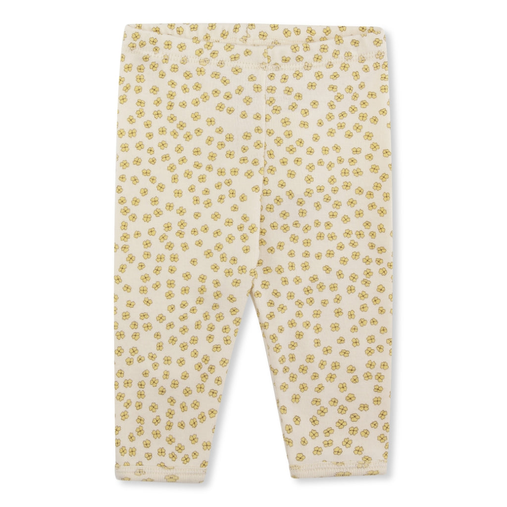 KONGES SLOJD - Legging nouveau-né / Buttercup Yellow