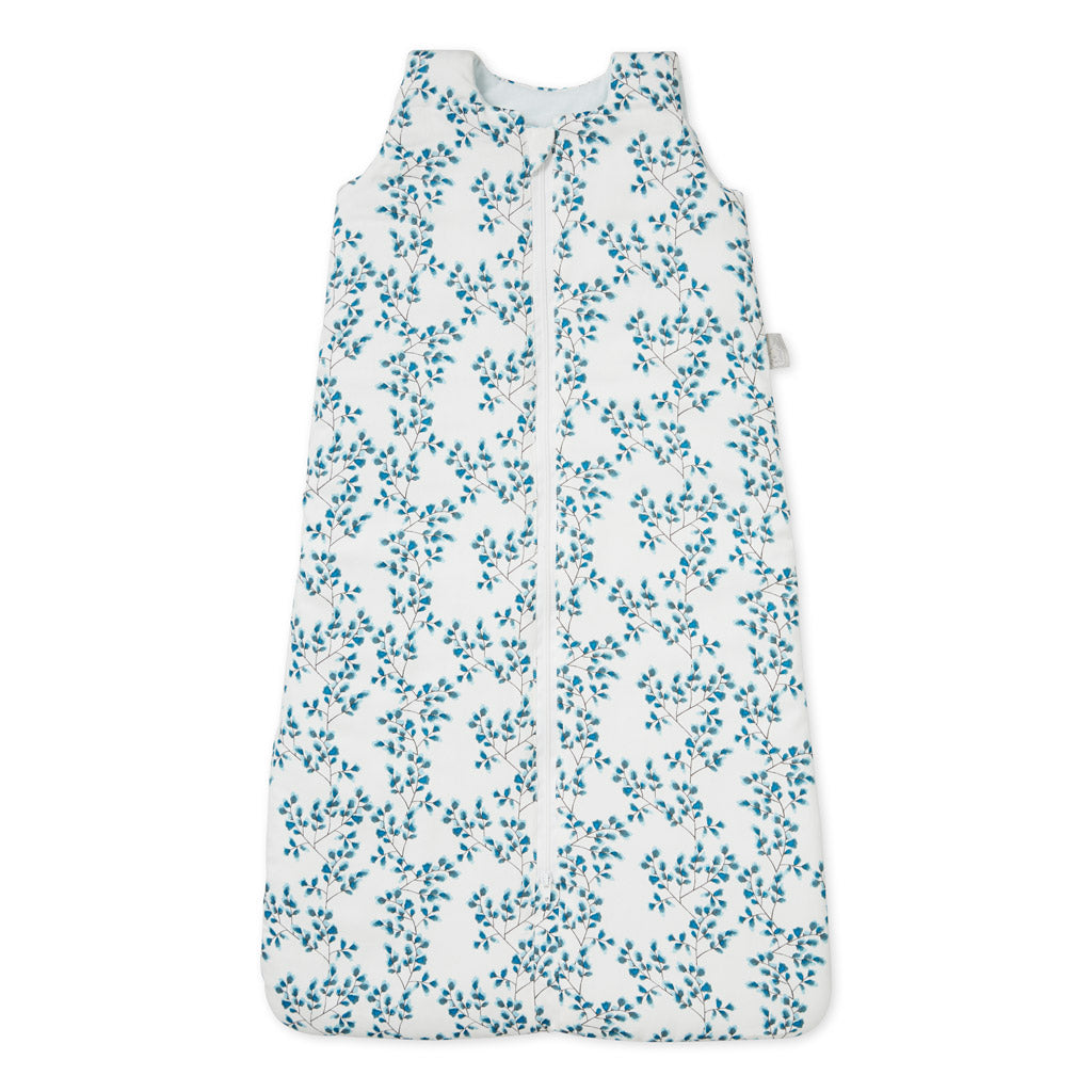 CAM CAM - Organic cotton sleeping bag / Fiori