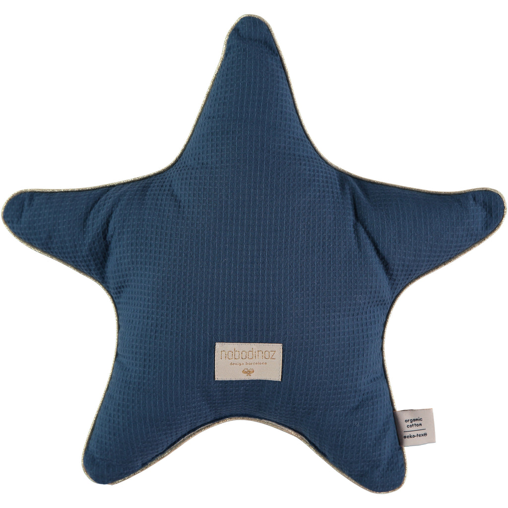 NOBODINOZ - Coussin Aristote Night Blue