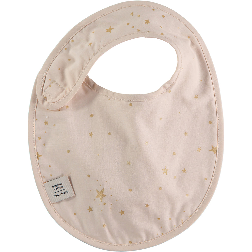 NOBODINOZ - Candy Gold Stella / Dream Pink Bib