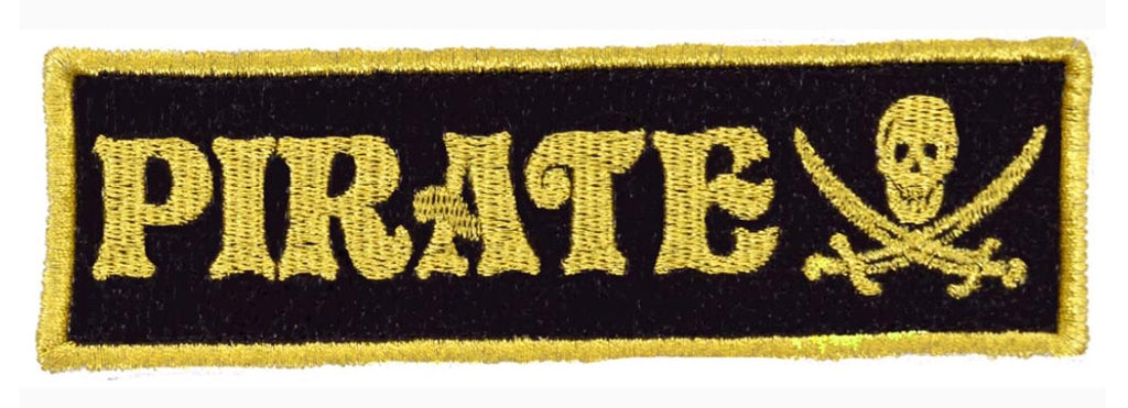 POMKIN - Patch « Pirate »