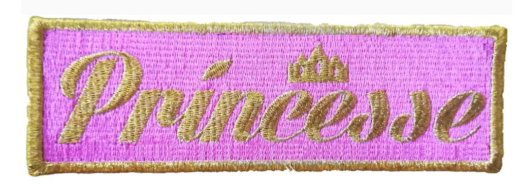 "POMKIN - Patch ""princess«"