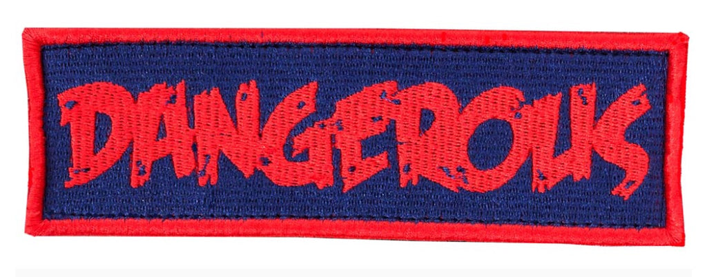 POMKIN - Patch « Dangerous »