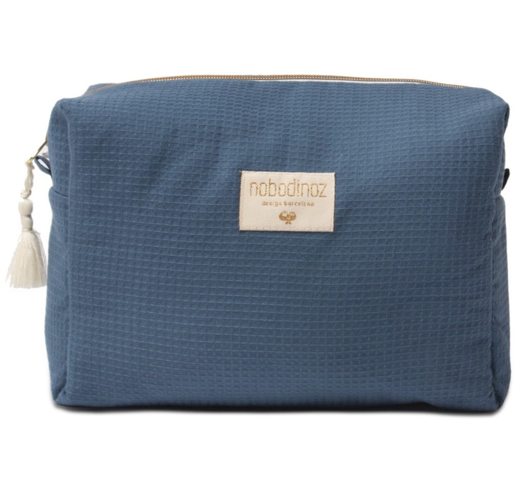 NOBODINOZ - Diva Night blue toiletry bag
