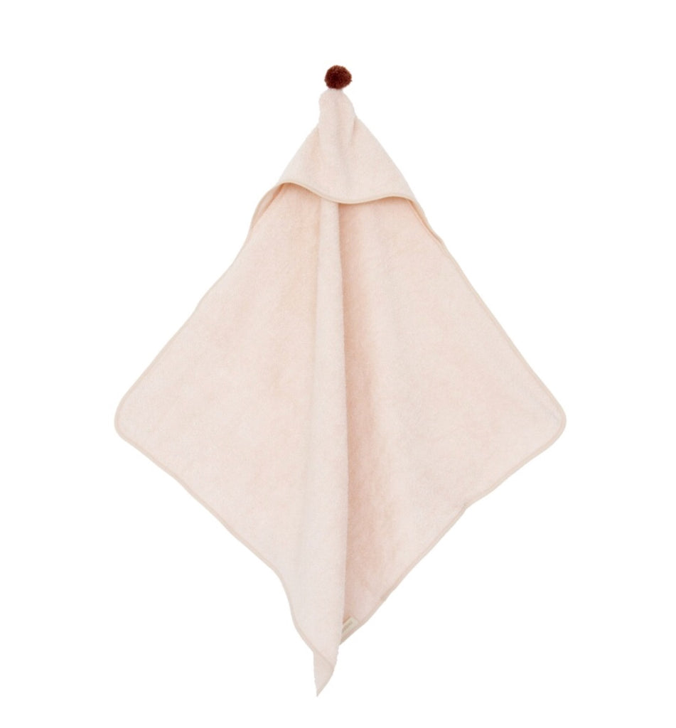 "NOBODINOZ - ""So Cute"" pink bathing cape"