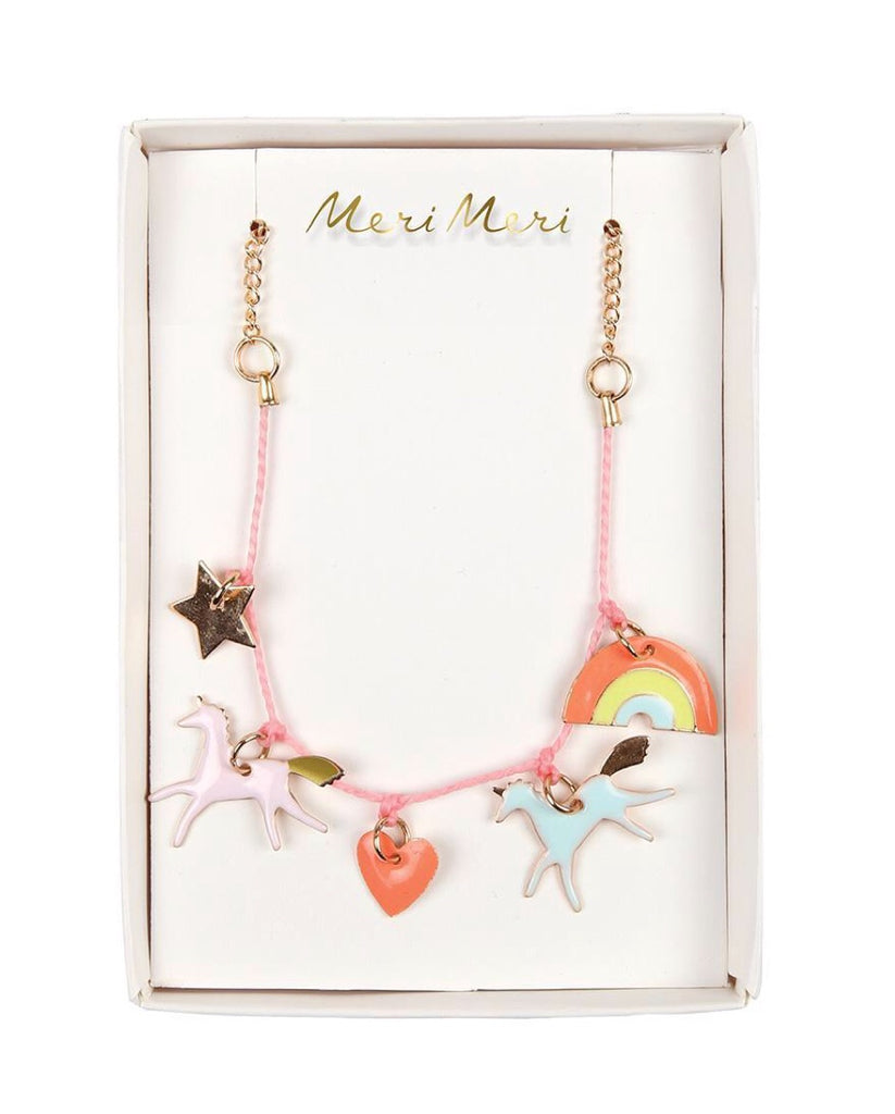 MERI MERI - Necklace unicorn
