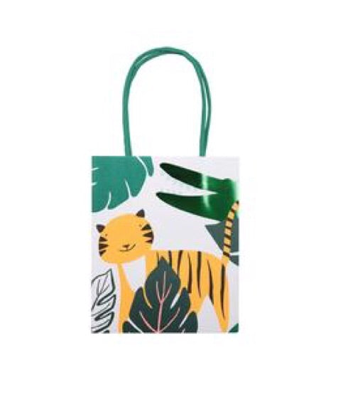 MERI MERI - Go Wilde Paper Bags - Set of 8