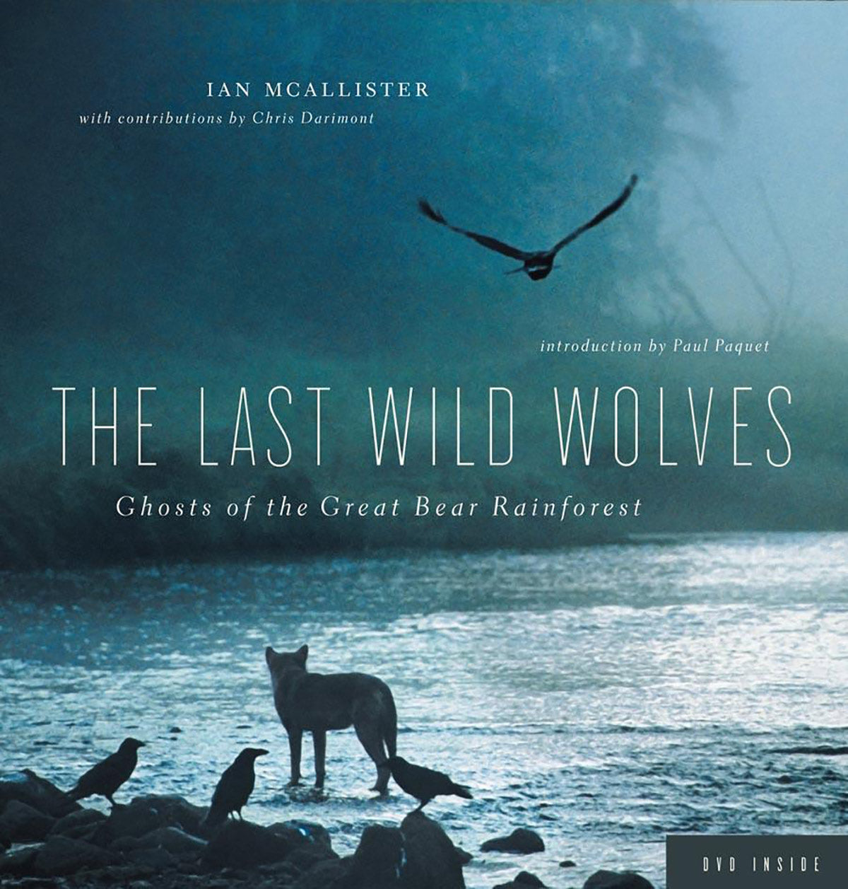 The Last Wild Wolves by Ian McAllister