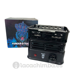 Hornillo King Coco Furious Toaster