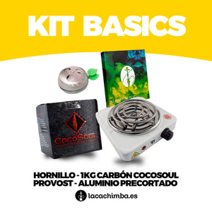 Kit Lacachimba Basics