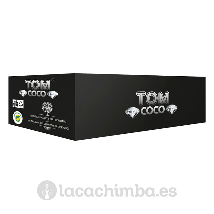 Carbón Tom Cococha Diamond 500 g