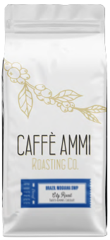 Brazil Mogiana SWP Decaf <BR>City Roast <BR> Toasted Almonds, Chocolate <BR>12oz