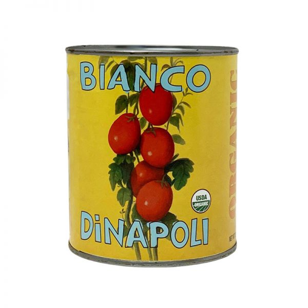 Bianco DiNapoli Organic Whole Peeled Tomatoes 28oz