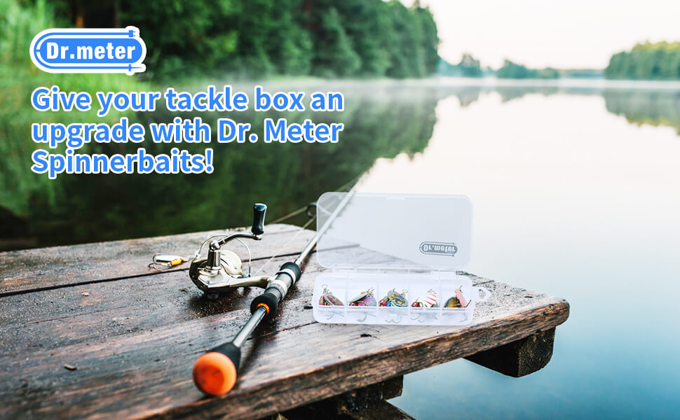 Dr.meter Fishing Spinners