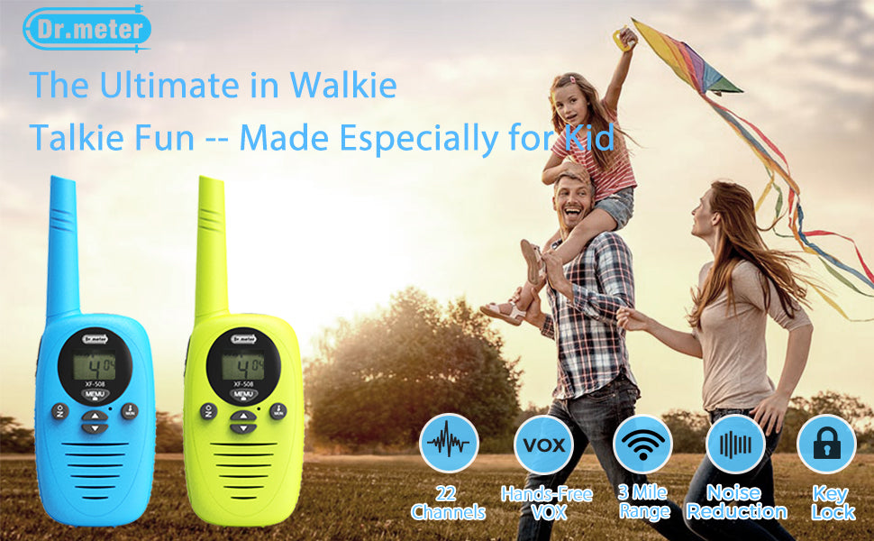 walkies talkies for kids