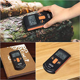 Pinless Wood Moisture Meter, Dr.meter Upgraded Inductive Pinless Tools-Dr.meter