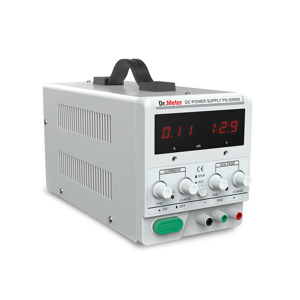 30V/5A DC Bench Power Supply, PS-305DM, Dr.meter
