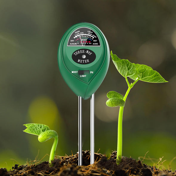 Upgrade 3-in-1 Soil Moisture Meter, S30, Dr.meter