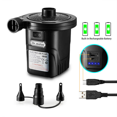 Rechargeable Air Pump, HT-420, Dr.meter