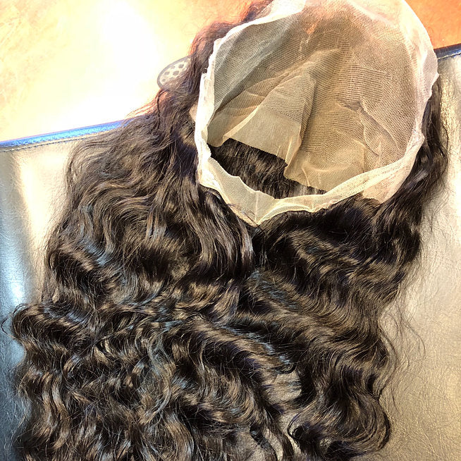 360 Lace Frontals ( All Textures)