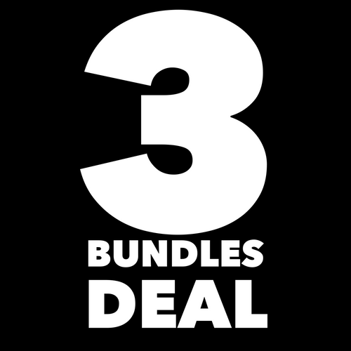 3 Bundles Deal BFCM