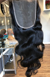 Premium HD Lace Closures 6x6 (Choose Texture) (3716107337828)